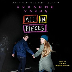 All in Pieces audiobook cover art