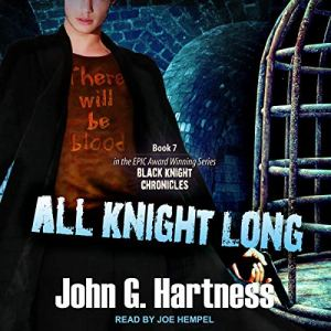 All Knight Long audiobook cover art