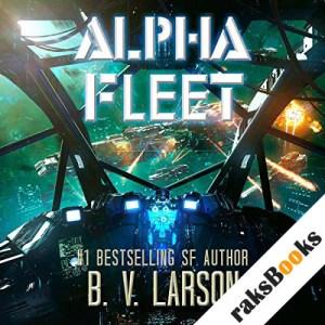 Alpha Fleet audiobook cover art