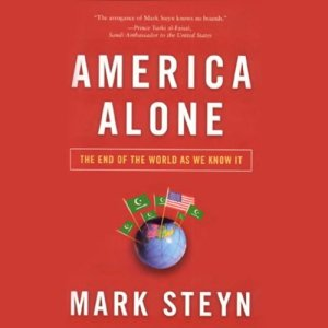 America Alone audiobook cover art