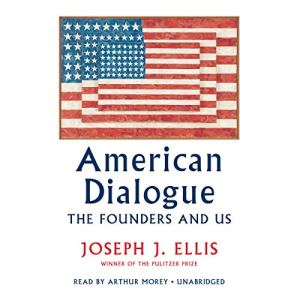 American Dialogue audiobook cover art