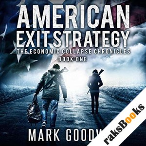 American Exit Strategy audiobook cover art
