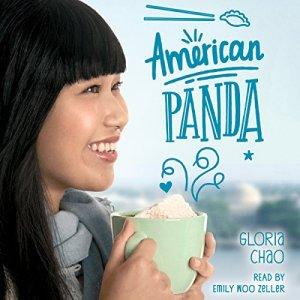 American Panda audiobook cover art