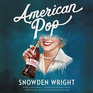 American Pop audiobook cover art