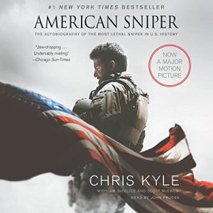 American Sniper audiobook cover art
