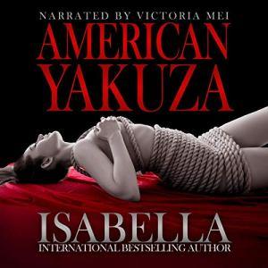 American Yakuza audiobook cover art