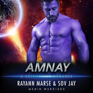 Amnay audiobook cover art