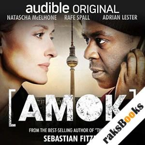 Amok audiobook cover art