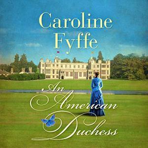 An American Duchess audiobook cover art