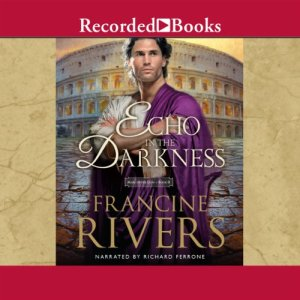An Echo in the Darkness audiobook cover art