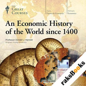 An Economic History of the World since 1400 audiobook cover art