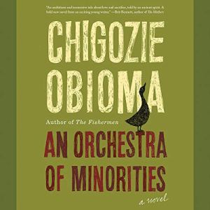An Orchestra of Minorities audiobook cover art