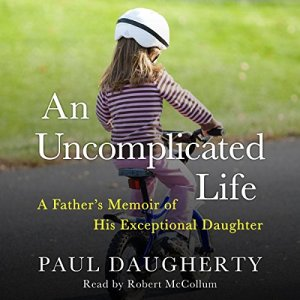 An Uncomplicated Life audiobook cover art