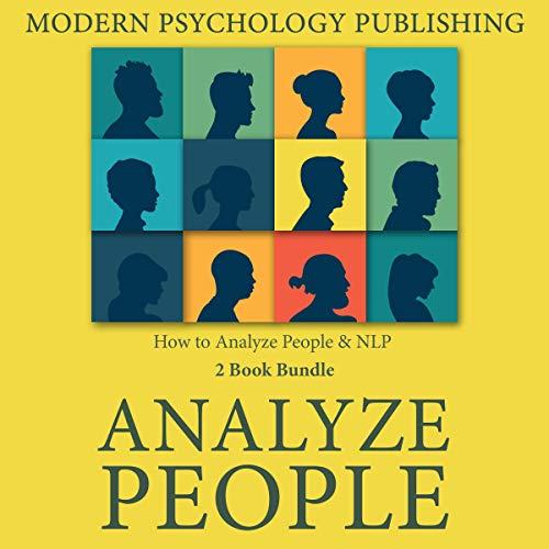 Analyze People: 2 Book Bundle audiobook cover art