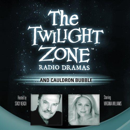 …And Cauldron Bubble audiobook cover art