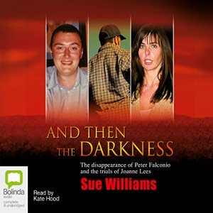 And Then the Darkness audiobook cover art