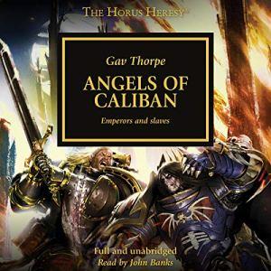 Angels of Caliban audiobook cover art
