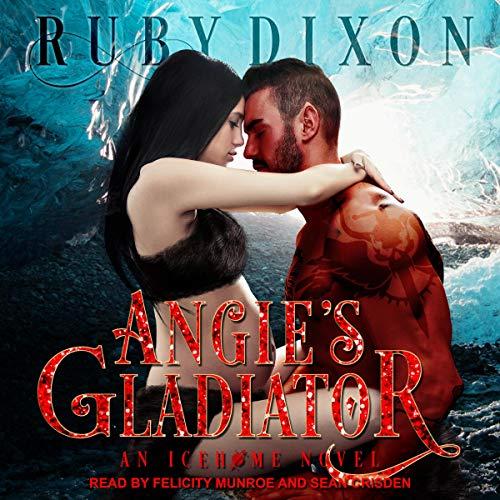 Angie's Gladiator audiobook cover art