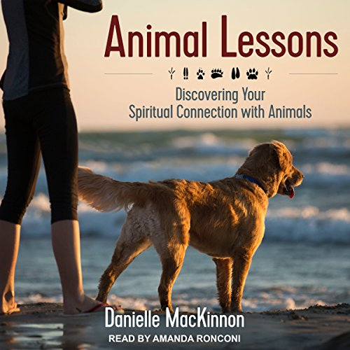 Animal Lessons audiobook cover art