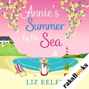 Annie's Summer by the Sea audiobook cover art
