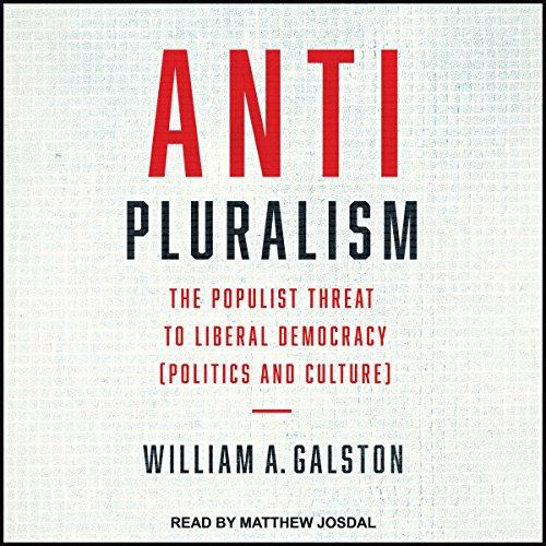 Anti-Pluralism audiobook cover art