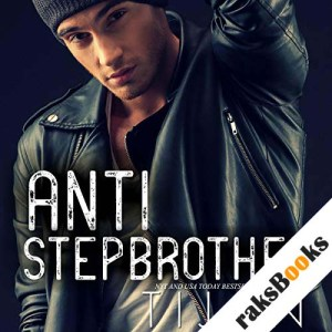 Anti-Stepbrother audiobook cover art
