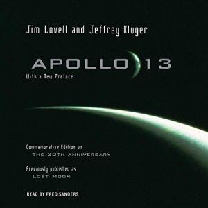 Apollo 13 audiobook cover art