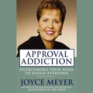 Approval Addiction audiobook cover art