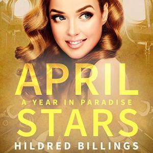 April Stars audiobook cover art