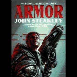 Armor audiobook cover art