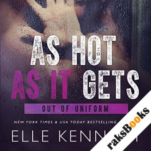 As Hot As It Gets audiobook cover art