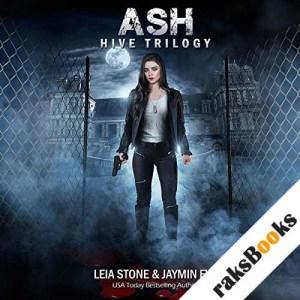 Ash audiobook cover art