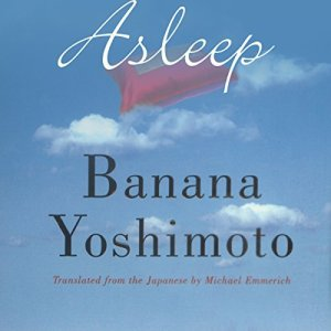 Asleep audiobook cover art