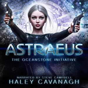 Astraeus audiobook cover art
