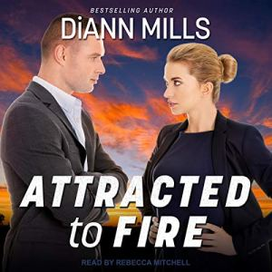 Attracted to Fire audiobook cover art