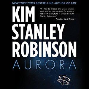 Aurora audiobook cover art