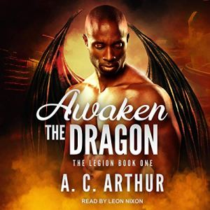 Awaken the Dragon audiobook cover art