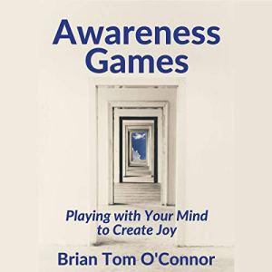 Awareness Games audiobook cover art