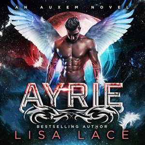 Ayrie audiobook cover art