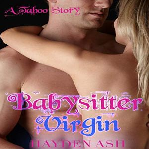 Babysitter Virgin audiobook cover art