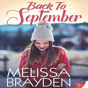 Back to September audiobook cover art