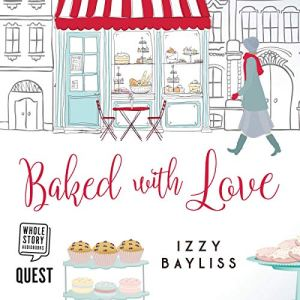 Baked with Love audiobook cover art