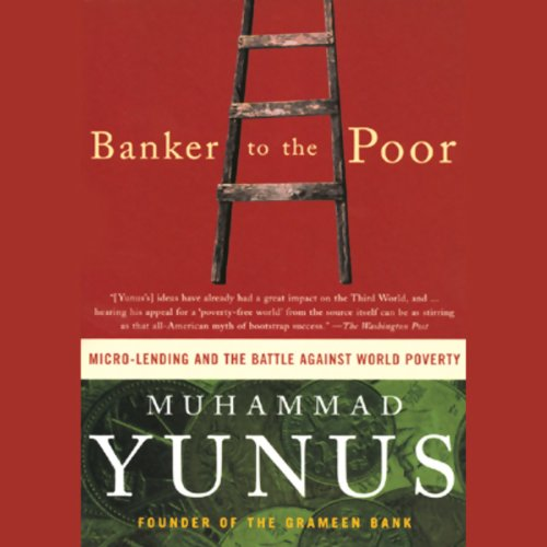 Banker to the Poor audiobook cover art