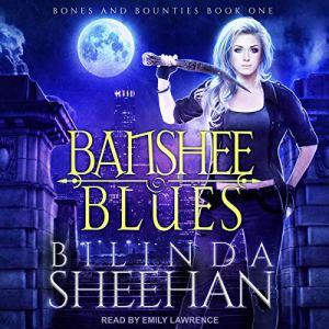 Banshee Blues audiobook cover art