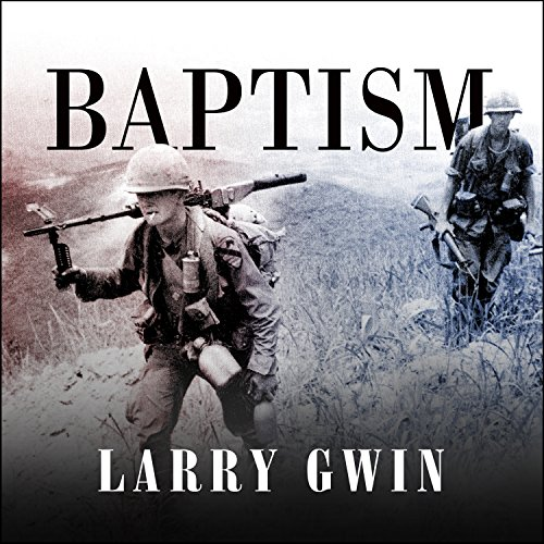 Baptism audiobook cover art