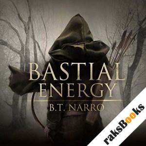 Bastial Energy audiobook cover art
