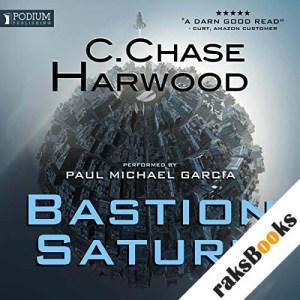 Bastion Saturn audiobook cover art
