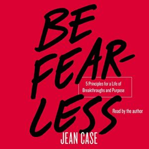 Be Fearless audiobook cover art