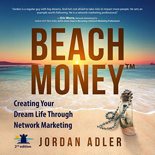 Beach Money audiobook cover art