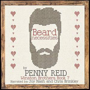 Beard Necessities audiobook cover art